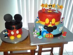 Kary's cakes (mickey mouse )★★★★★
