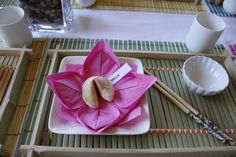 Bella's Japanese Tea Party | CatchMyParty.com