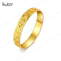 18K Yellow Gold Plated Ring. Starting at $1