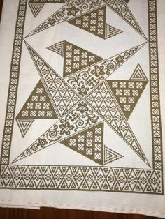 Blackwork, Cross Stitch, Quilts, Blanket, Rugs, Pattern, Home Decor, Counted Cross Stitches, Alphabet