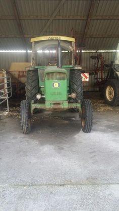 ≥ John deere 3130 LS - Agrarisch | Tractoren - Marktplaats.nl John Deere 3130, Mean Green, Vintage Tractors, Monster Trucks, Tractor, Tractors, Antique Tractors