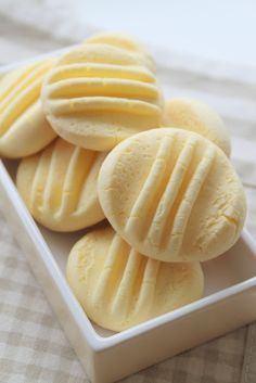Galletas de maizena - pretty melting moments cookies