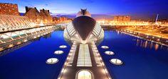 Visita la Ciudad de las Artes y las Ciencias de Valencia
