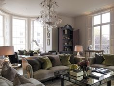 Regents Park - Living Space