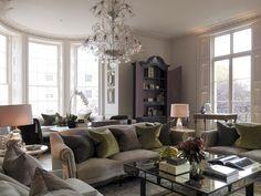 Regents Park, London | Louise Bradley | Interior Design