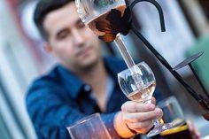 Man Portrait, White Wine, Portrait Photography, Alcoholic Drinks, Creative, White Wines, Liquor Drinks, Alcoholic Beverages, Liquor