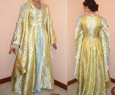 renaissance dress by ~bluemandolin