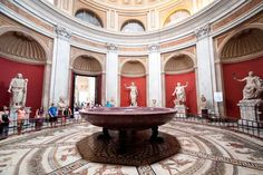 Vatican Museums Rome - Book Tickets & Tours | GetYourGuide.com