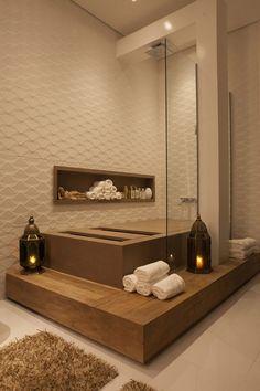26 ambientes para inspirar. Mostra em São Bernardo traz o melhor do décor. Bathrooms - Baños