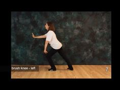 ▶ Tai Chi Moves - more Free Tai Chi Online Lessons - Moves 7, 8 and 9 - YouTube
