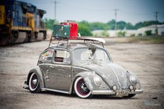 VW Beetle rat...nice!