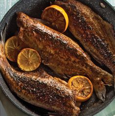 Cooking a whole fish isn't much harder than cooking a fish filet or steak. Blackened Cajun Whole Catfish is a great place to start.