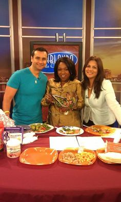 Jorge Ballerino eats a large bowl of salad every day! He battled stage 4 melanoma cancer and is now cancer free. http://www.jorgeballerino.com/