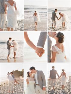 beach wedding inspiration #beachwedding #weddinginspiration #weddingchicks http://www.weddingchicks.com/2014/02/05/dos-pueblos-ranch-wedding-2/