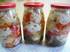 5 salate de legume pentru iarnă. Aceste rețete trebuie să le cunoască fiecare gospodină! - Bucatarul Canning Recipes, Mason Jars, Cooking, Food, Pickling, Salads, Kitchen, Essen, Eten