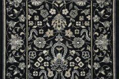 GLAMOUR KASHAN GLAMK MIDNIGHT-B - GLAMOUR - Broadloom Carpet - Products