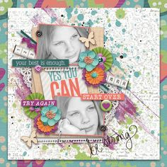 Credits:Just Try. by Juliana Kneipp and Shawna Clingerman Template by Sweet Shoppe Designs Thanks for Looking !