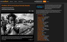 LensCulture - Article - 25 Top Winning Finalists of the LensCulture Portrait Awards 2014