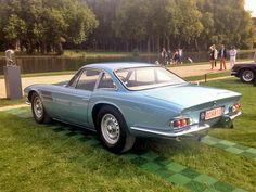 1955 Jaguar Michelotti D-Type