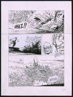 Regis Loisel - La quête de l'oiseau du temps - Avant la quête.