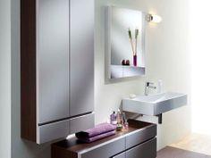Kolo - Domino Double Vanity, Bathroom Lighting, Mirror, Modern, Furniture, Design, Home Decor, Environment, Bathroom Light Fittings