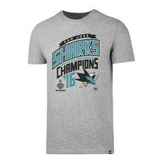 01c528f6fe 2016 Western Conference Champions Locker Room T-Shirt from SJ Team Shop