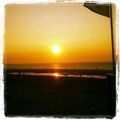 """@Sabine Schönberg's photo: """"Sonnenuntergang."""""""