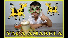 RECEITINHA COMO FAZER VACA AMARELA
