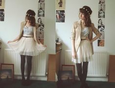 Scrape your knee; it is only skin (by Ashleigh F.) http://lookbook.nu/look/3415781-Scrape-your-knee-it-is-only-skin