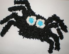Spin van propjes crêpepapier Scary Halloween, Halloween Themes, Halloween Crafts, Halloween Party, Bricolage Halloween, Trick Or Treat, Diy For Kids, Just In Case, Crafts For Kids
