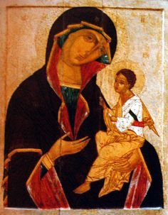 Icon of the Mother of God of Georgia - Orthodox Church in America