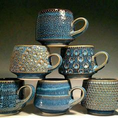 jaren 70 mokken #PotteryClasses