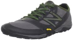 New Balance Mens MO20 Minimus Outdoor Trail-Running Shoe,Grey/Green,8.5 D US: Shoes