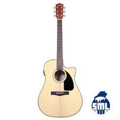 Guitarras eletroacústicas e acústicas Fender, compre no Salão Musical de Lisboa, Visite a nossa loja na Rua da Oliveira ao Carmo 2 em Lisboa.