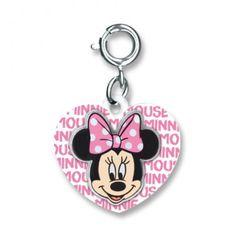 Charmit Minnie Pink Heart Charm - $5.00