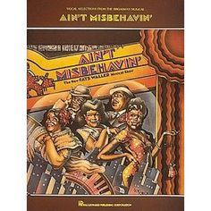Vocal Selections From the Broadway Musical Ain't Misbehavin the New Fats Waller Musical Show