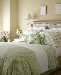 Camera da letto in stile shabby chic n.15