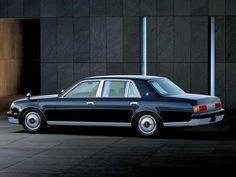 """Toyota Century: In Japan only, the Century is Toyota's limousine, used to ferry captains of industry (and the Emperor of Japan), as it """"encapsulates the essence of hospitality,"""" according to a promotional video. Built largely by hand, every millimeter of the $100,000 car has been obsessed over, from the lace curtains for the rear passengers to the wool seating (wool's quieter than leather) to making sure the glove compartment closes with just the right """"click."""""""