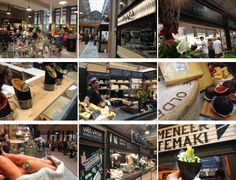 De Foodhallen Amsterdam - voorproefje 1 @masmasmaza @mrtemaki @friska @greenbrothers @vietview http://www.dehippevegetarier.nl/de-foodhallen-fotoverslag/…