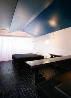 David Chipperfield Architects · Hotel Puerta América, Third Floor