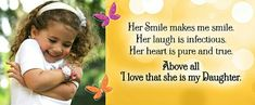 Daughters Day Date, Happy Mothers Day Daughter, Daughters Day Quotes, Happy Birthday Quotes For Daughter, Prayers For My Daughter, National Daughters Day, Happy Mother Day Quotes, Enjoy Quotes, Hope Quotes
