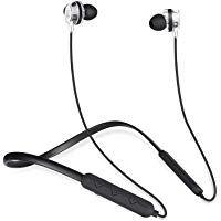 Boat Rockerz 305 On Neck Wireless Bluetooth V4 2 Earphones Hd Sound Dual Dynamic Drivers 8mm 6m Bluetooth Headphones Wireless Bluetooth Wireless Bluetooth