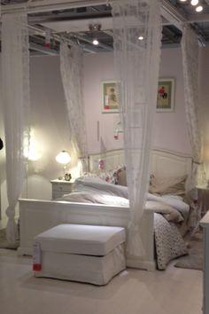 want this bed ikea birkeland guest room pinterest bedrooms room and castle bedroom. Black Bedroom Furniture Sets. Home Design Ideas
