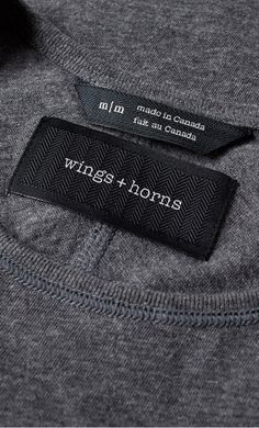 Printed Cotton Labels For Garment Labels