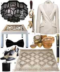 Love, Casablanca inspired style