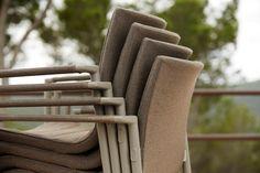 CORE Cane-line krzesło 8434SFTB