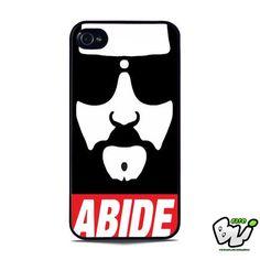 Big Lebowski The Dude Abide iPhone 5 | iPhone 5S Case
