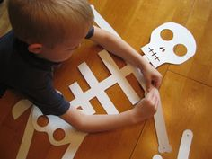 Relentlessly Fun, Deceptively Educational: Studying (and Making) Our Own Skeleton