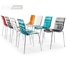 Dining Chairs Calligaris Leau
