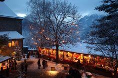 Mercatino di Natale in Merano, in de komende periode is deze regio op z'n best!